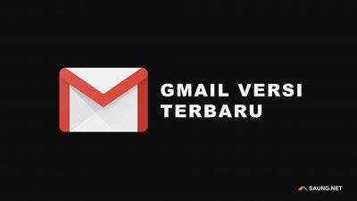 gmail versi terbaru