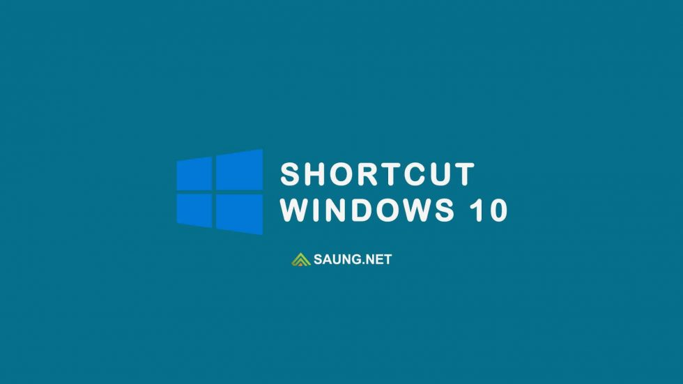 Shortcut Keyboard Windows 10
