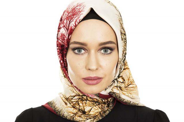 Tutorial Hijab segi empat