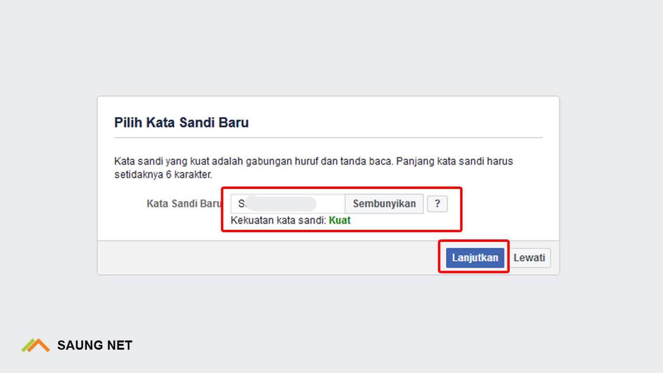akun facebook saya tidak bisa dibuka