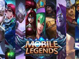Build Marksman Mobile Legends
