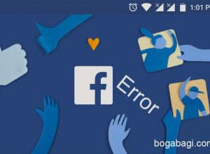 Cara Mengatasi Aplikasi Facebook Error