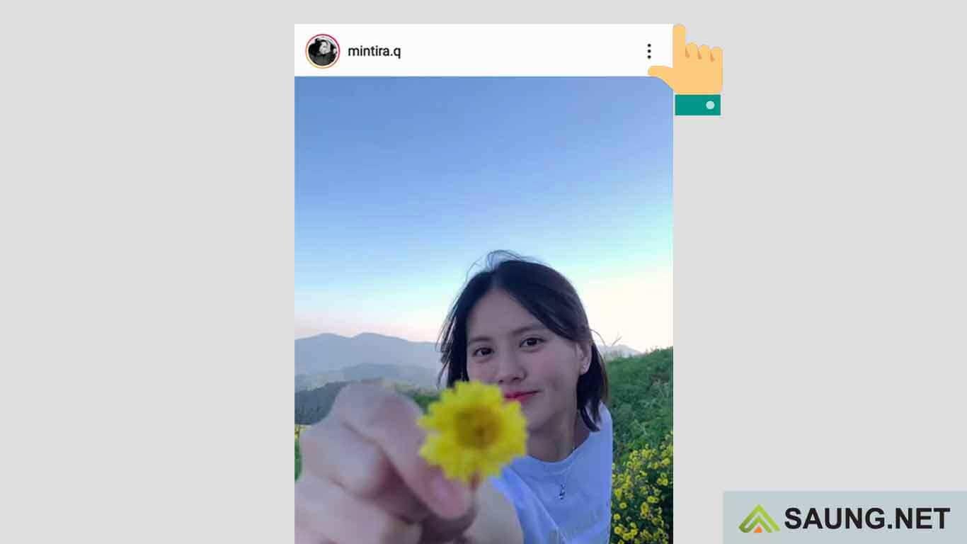 cara menyimpan video instagram ke galeri