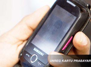 Cara Unreg kartu 3 Telkomsel XL/AXIS Indosat dan Smartfren