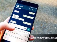 Efek Ketika Blokir Whatsapp Orang lain