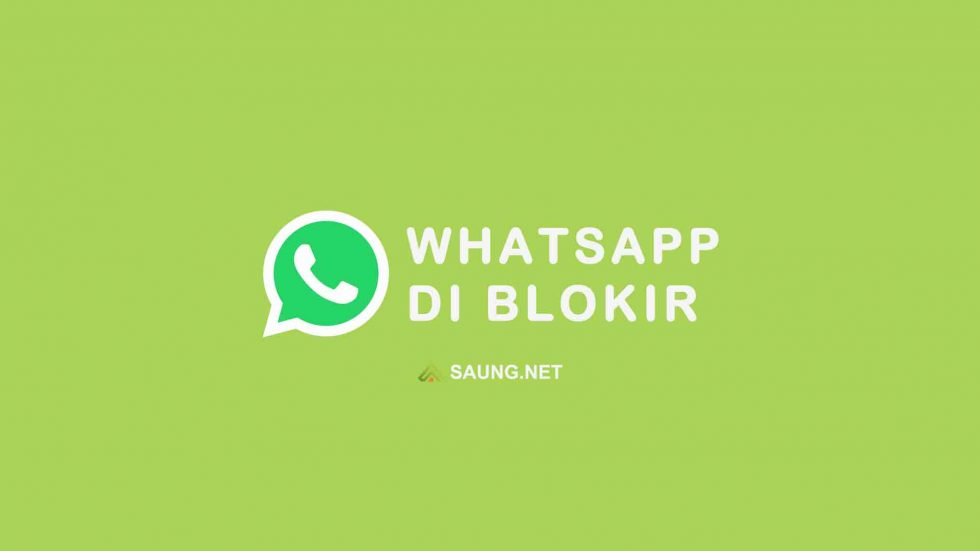whatsapp di blokir