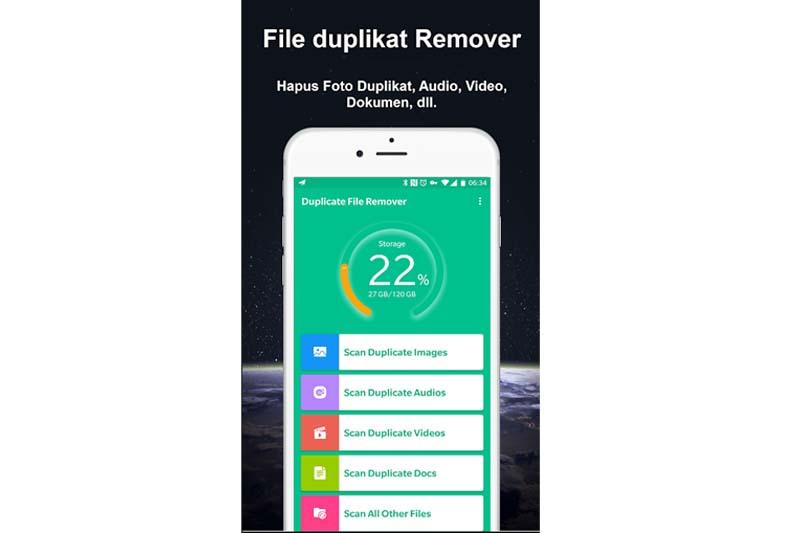 Cara Hapus File Gambar Video Audio dan Dokumen Duplikat