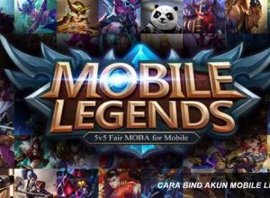 Cara Bind Akun Mobile Legends