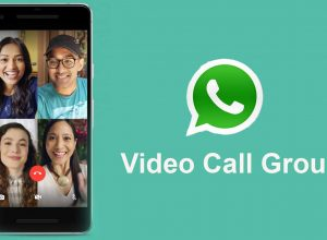 Cara Video Call Group Whatsapp