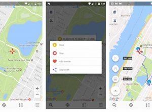 Fake GPS Location adalah aplikasi android untuk fake gps tanpa root untuk gojek