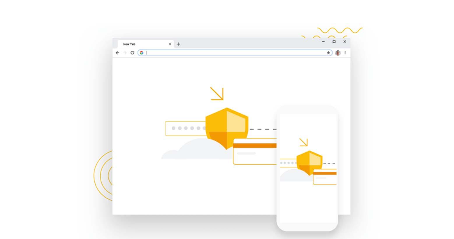 Kata Sandi lebih Terlindungi pada Google Chrome Baru