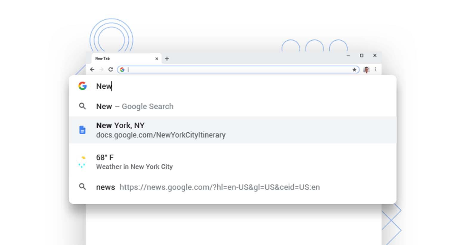 Penelusuran jadi lebih Cepat dan Akurat pada Google Chrome Baru