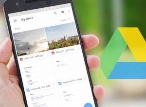 Cara Menyimpan Video dan Foto di Google Drive