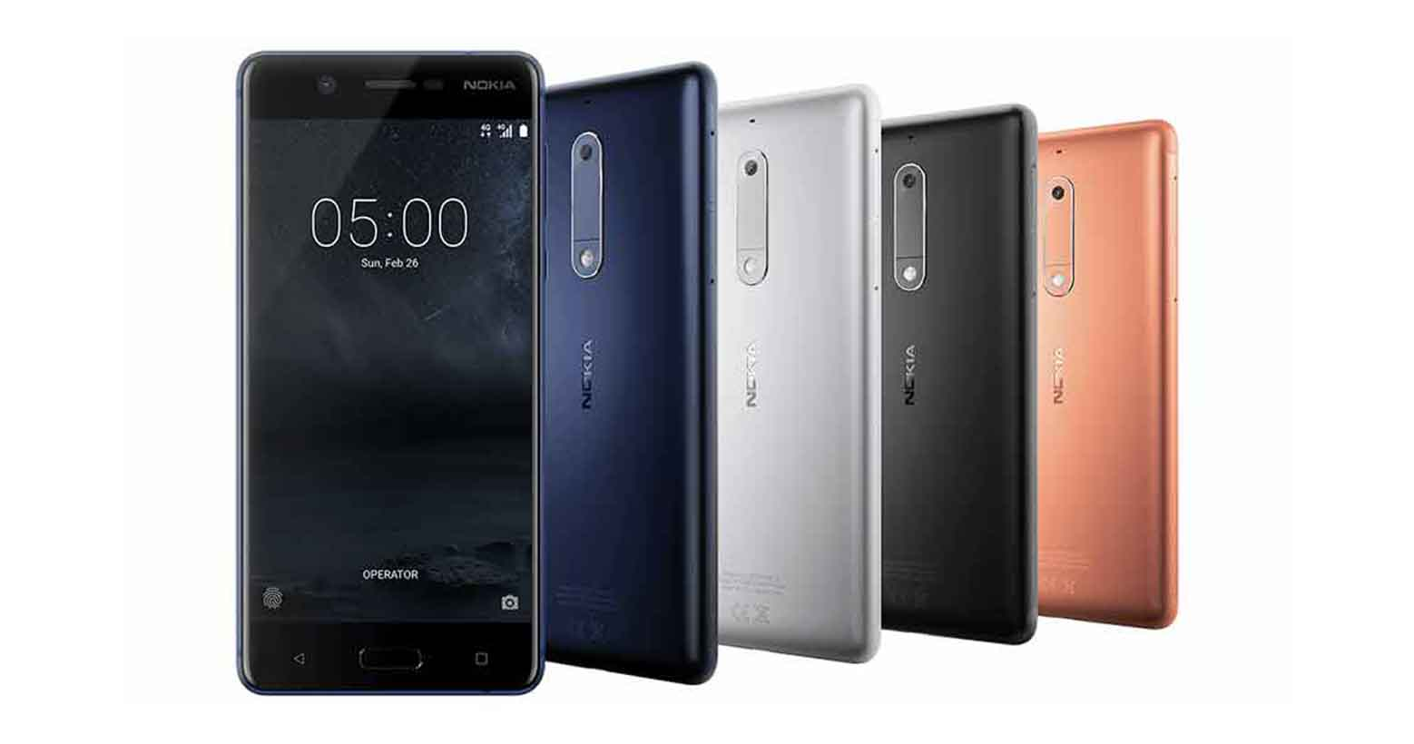 Nokia 5 : hp murah yang kuat main mobile legend