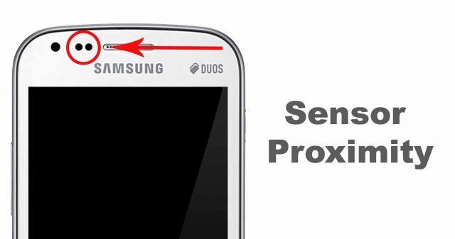 Sensor Proximity pada Smartphone