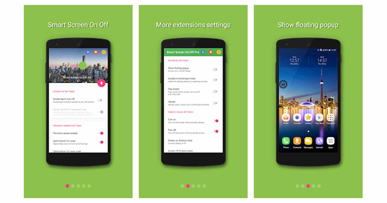 Cara Mematikan Sensor Proximity Menggunakan AplikasiSmart Screen On Off