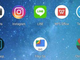 cara menampilkan aplikasi yang hilang di android