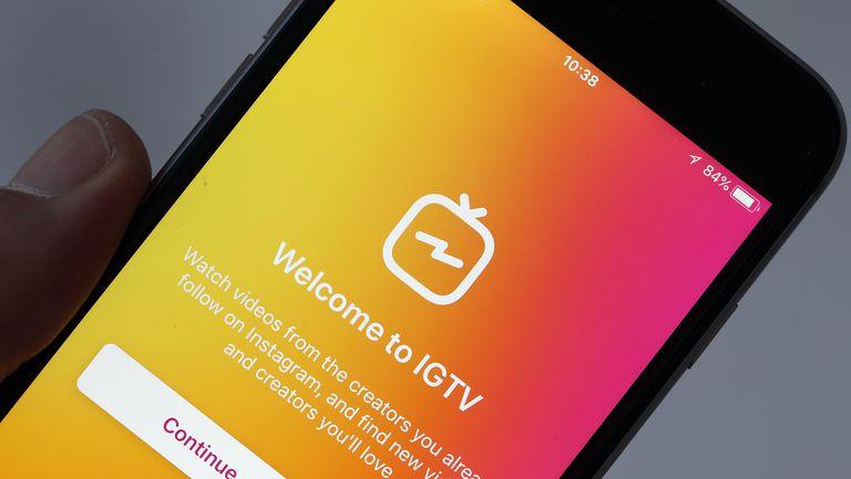 Cara Membagikan Konten IGTV Ke Instagram Story