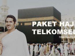 Paket Haji Telkomsel