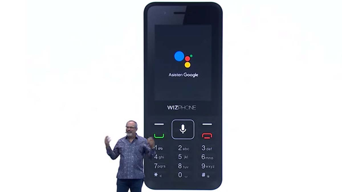 Wizphone Google