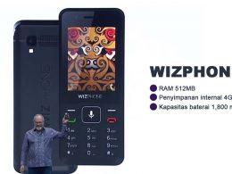 Wizphone ponsel besutan Google