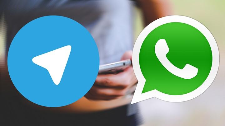 perbedaan telegram messenger dan whatsapp