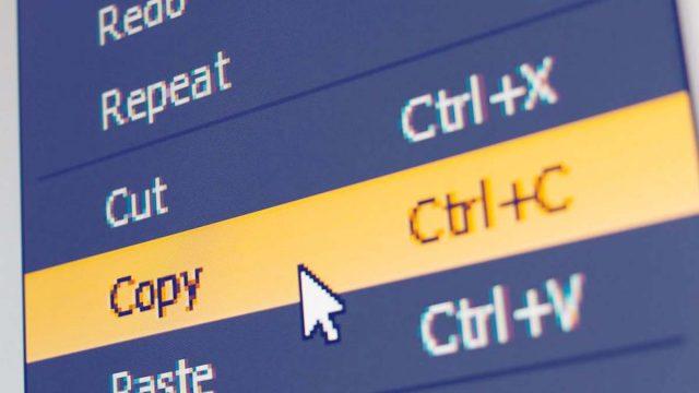 Cara copy paste artikel dari website yang terkunci