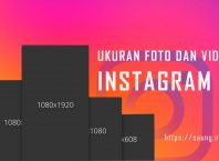 Rekomendasi Ukuran Foto dan Video Instagram