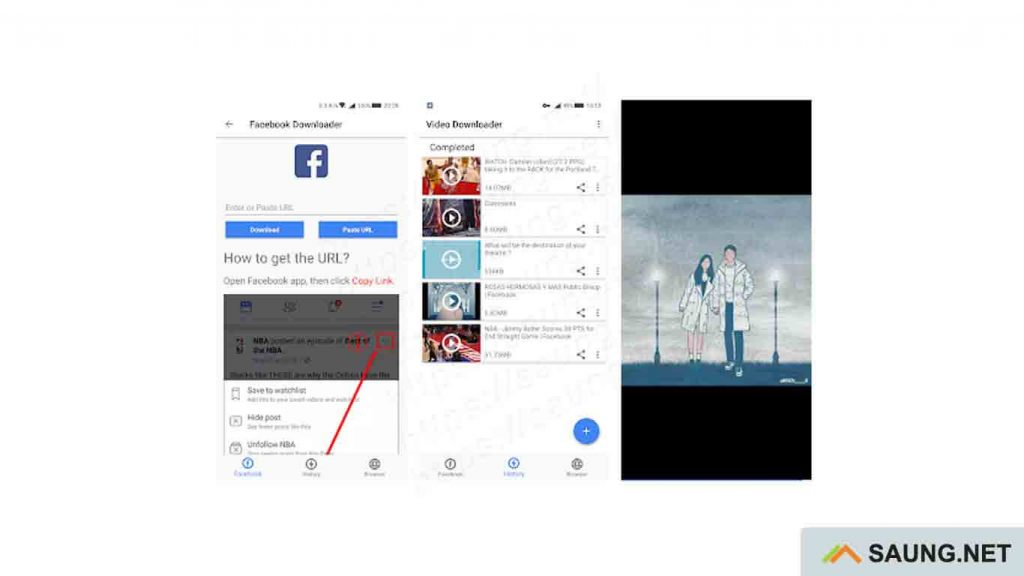 aplikasi download video facebook online