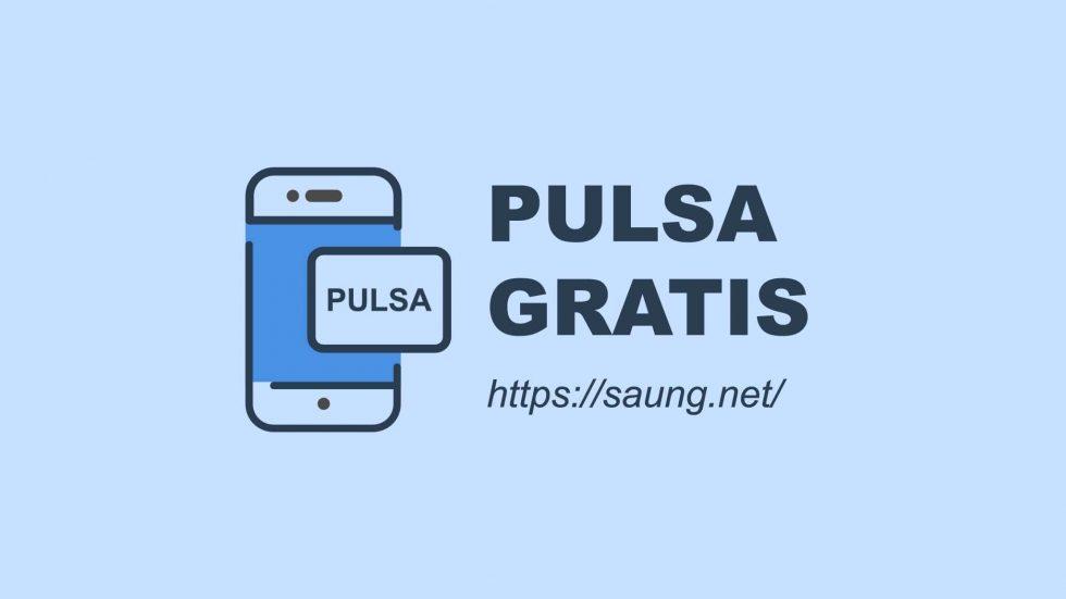 pulsa gratis