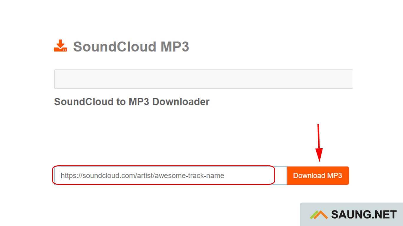 cara mendownload lagu di soundcloud