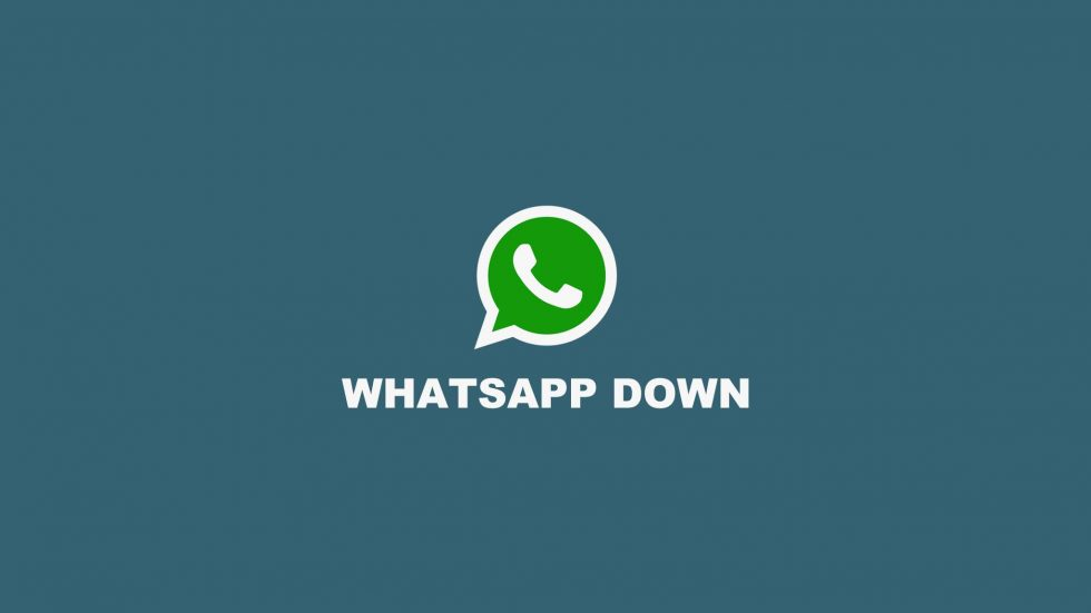 WhatsApp Indonesia down