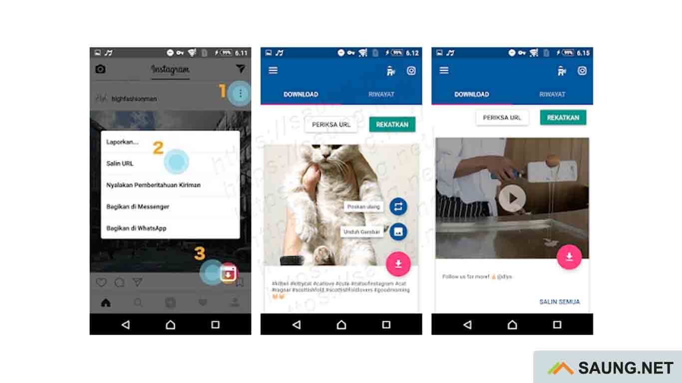 aplikasi download video dari instagram