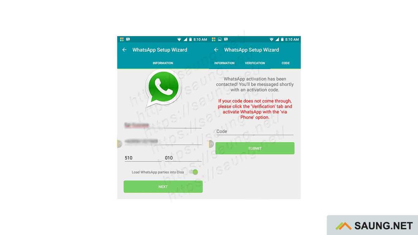 aplikasi whatsapp ganda