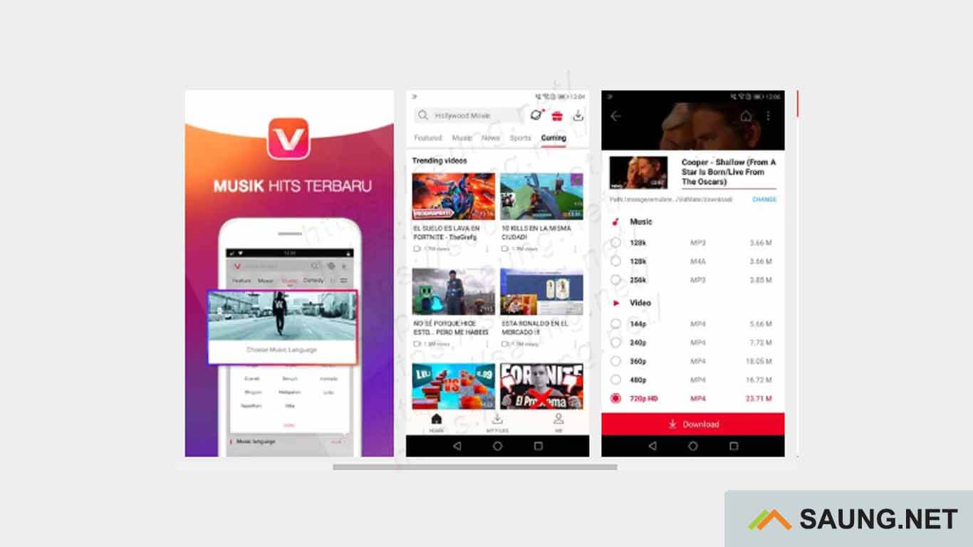 cara download audio dari yt