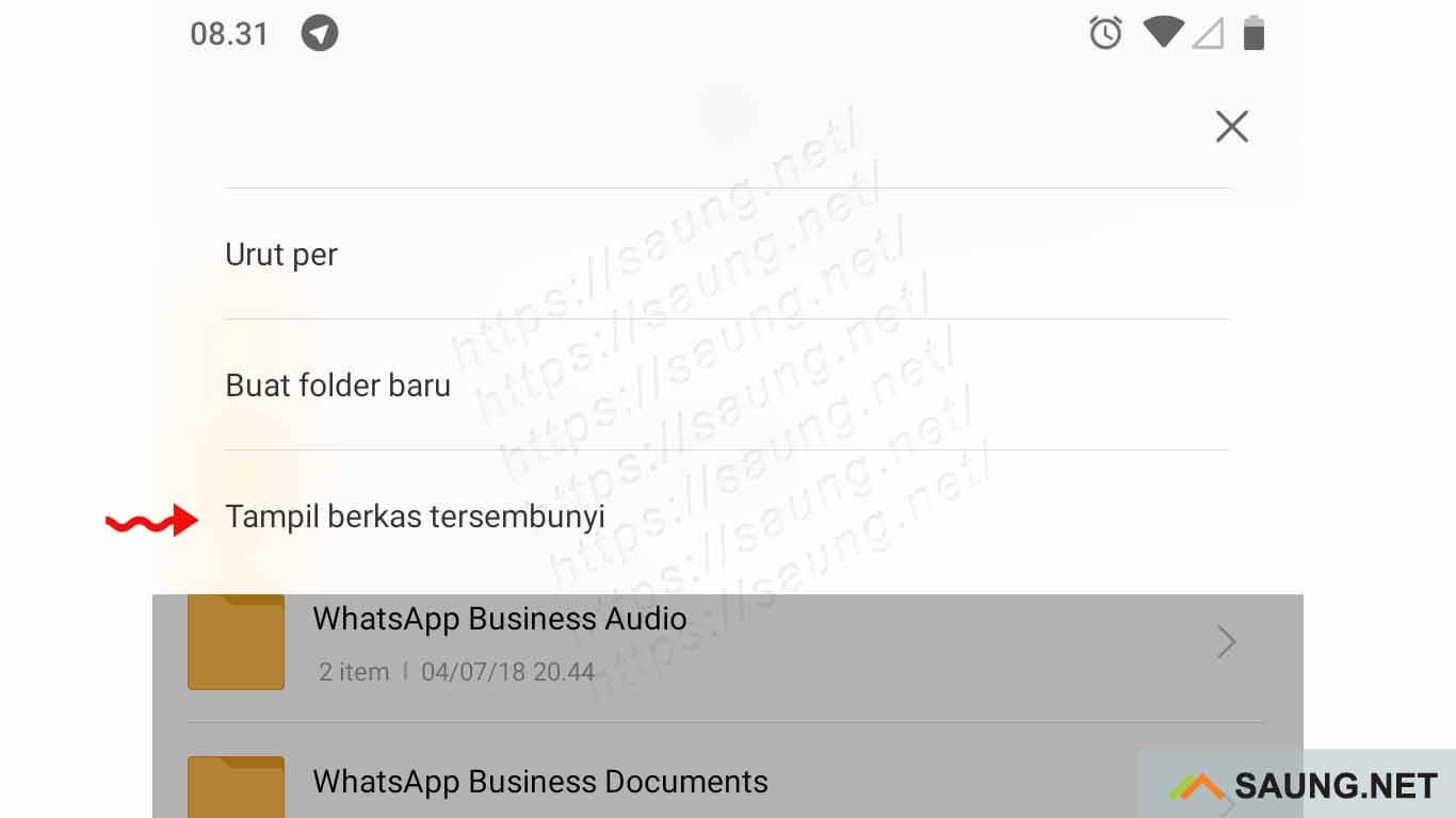 cara download status wa tanpa aplikasi