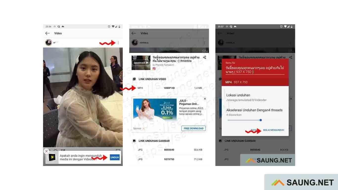 download apk save video instagram
