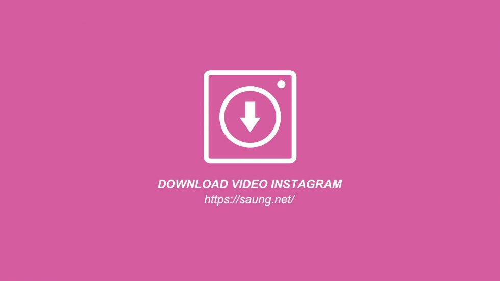 download video instagram