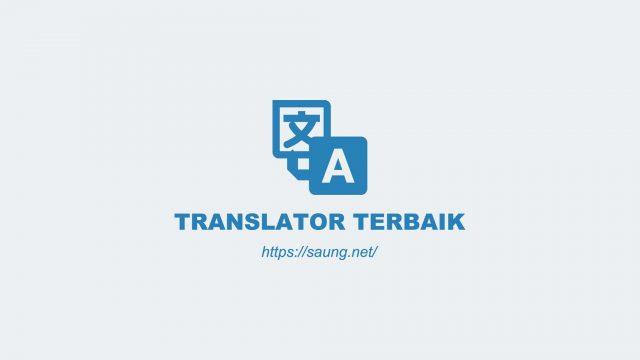translate translator terjemah