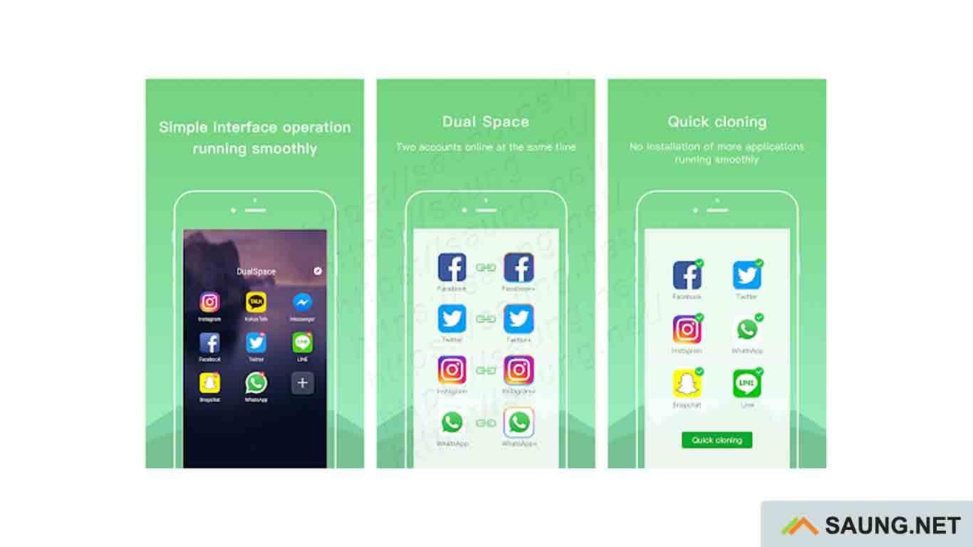 double aplikasi