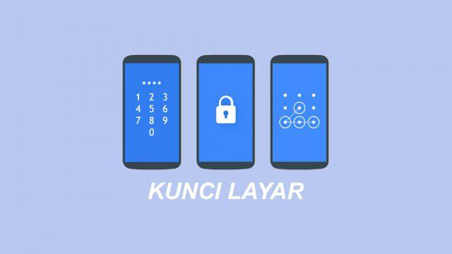 kunci layar