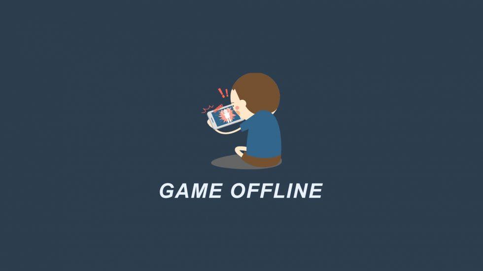 Game Offline adalah permainan offline