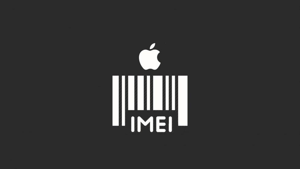 IMEI Iphone