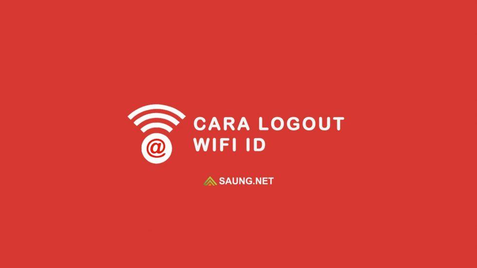 log out wifi id