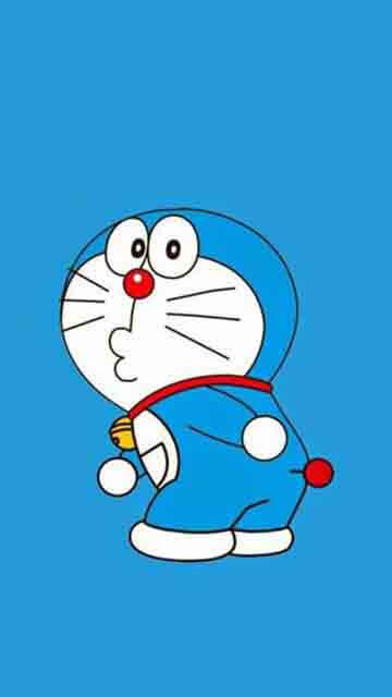 wallpaper doraemon iphone