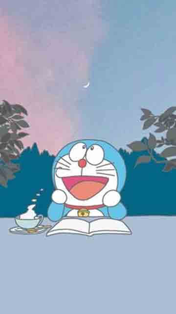Download 46 Gambar Doraemon Wallpaper Whatsapp Gratis Terbaru