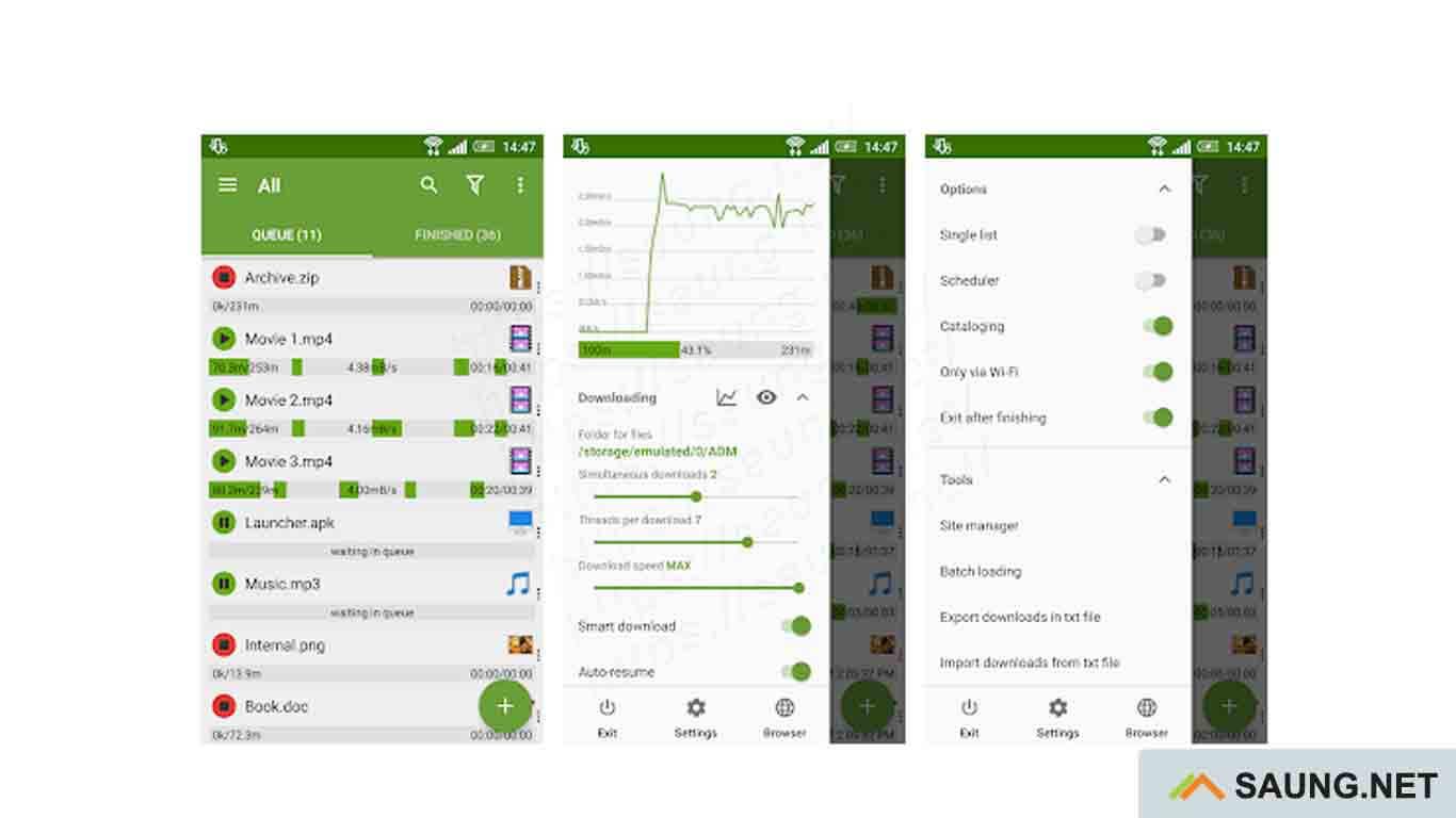 aplikasi untuk download film di android