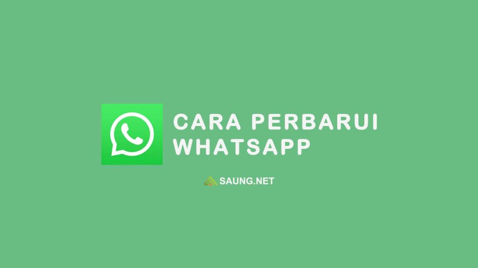 cara memperbarui whatsapp