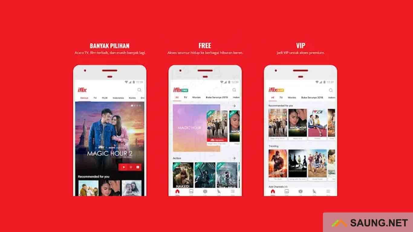 iflix - aplikasi download film subtitle indonesia