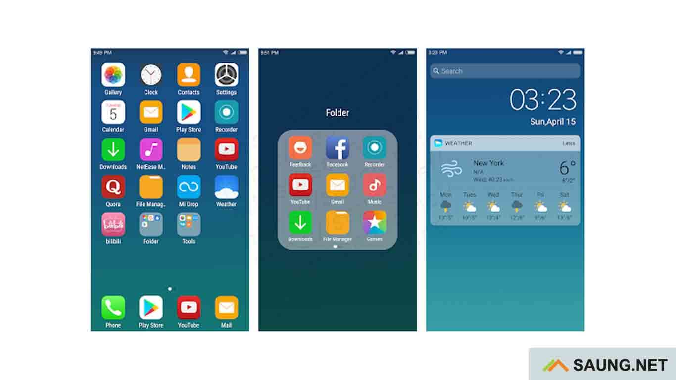 ios 11 for android